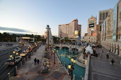 The Venetian, city, town, town square, urban area. The Venetian is city, urban area and plaza. That marvel has town, metropolitan area and sky and that beauty royalty free stock images