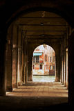 Venetian cityscape Royalty Free Stock Photos