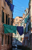 Venetian Cityscape Stock Photo