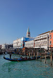 Venetian Cityscape Stock Photos