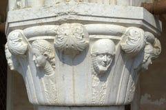 Venetian column Stock Image