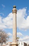 Venetian Column Royalty Free Stock Photography