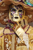 Venetian costume Royalty Free Stock Photography
