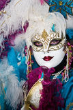 Venetian Costume Stock Photography
