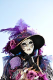Venetian costume1 Royalty Free Stock Images
