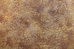 Venetian decorative plaster. Beautiful texture decorative Venetian stucco for backgrounds Royalty Free Stock Photography