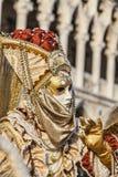 Venetian Disguise Stock Image