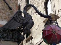 Venetian drake Royaltyfri Bild