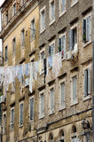 Venetian facade building Stock Photography