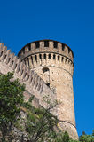 Venetian Fortress. Brisighella. Emilia-Romagna. Stock Photo