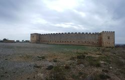 Venetian Fortress Stock Photography