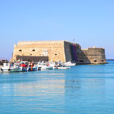 Venetian Fortress Royalty Free Stock Photography