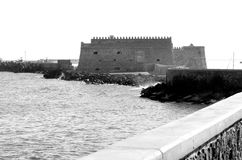 Venetian fortress Stock Images