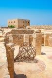 Venetian Fortress. Rethymno, Crete, Greece Stock Photos
