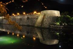 Venetian fortyfikacja za gałąź drzewo zdjęcie royalty free
