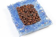 Venetian glass and coffee (series) Stock Photo