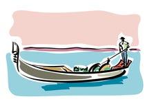Free Venetian Gondola Stock Image - 23342521