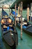 Venetian gondola Royalty Free Stock Photography
