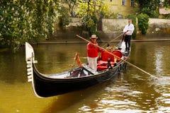 Venetian Gondola, Boat Rides, Attraction Stock Image