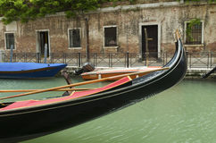 Venetian gondola Royalty Free Stock Photography