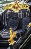 Venetian gondola Royalty Free Stock Images
