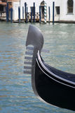 Venetian gondola Royalty Free Stock Photos