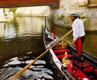 Free Venetian Gondola Romantic Cruise Stock Photo - 61406400