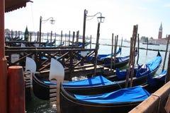 Venetian gondola Royalty Free Stock Photo