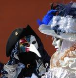Venetian gossip Royalty Free Stock Image