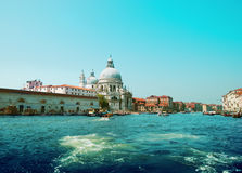 Venetian Grand Canal Stock Photos