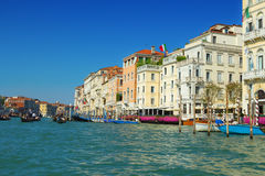 Venetian Grand Canal Royalty Free Stock Image