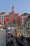 Venetian Grand Channel Stock Image