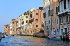 Venetian Grand Channel Stock Photo