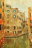 Venetian Grand Channel Stock Photo