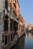 Venetian Grand Channel Stock Photography