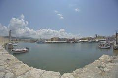 venetian hamn Royaltyfri Foto