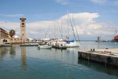 Venetian Harbour Stock Images