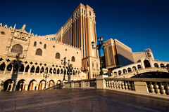 The Venetian Hotel Stock Photos