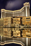 The Venetian Hotel Stock Images