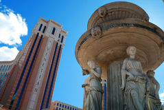 Venetian Hotel Casino, Las Vegas Royalty Free Stock Photography