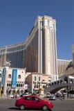 Venetian Hotel and Casino in Las Vegas, Nevada Stock Photos