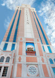 The Venetian, Hotel and Casino, Las Vegas, NV Royalty Free Stock Image