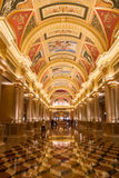 The venetian hotel decoration Macau Royalty Free Stock Photography