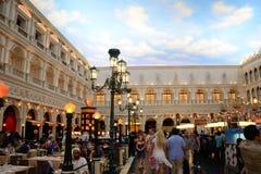 Venetian Hotel Las Vegas Stock Photography