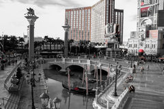 Venetian Hotel Las Vegas, NV Stock Photos