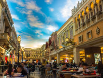 The Venetian Hotel, Macao Royalty Free Stock Photos