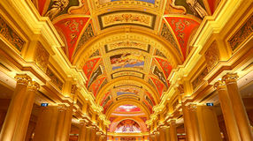 The venetian hotel, macau Royalty Free Stock Image