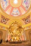 The Venetian Hotel in Macau Royalty Free Stock Image