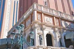 Venetian hotell i Las Vegas Royaltyfria Bilder