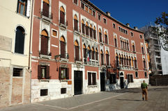 Venetian House Stock Photos
